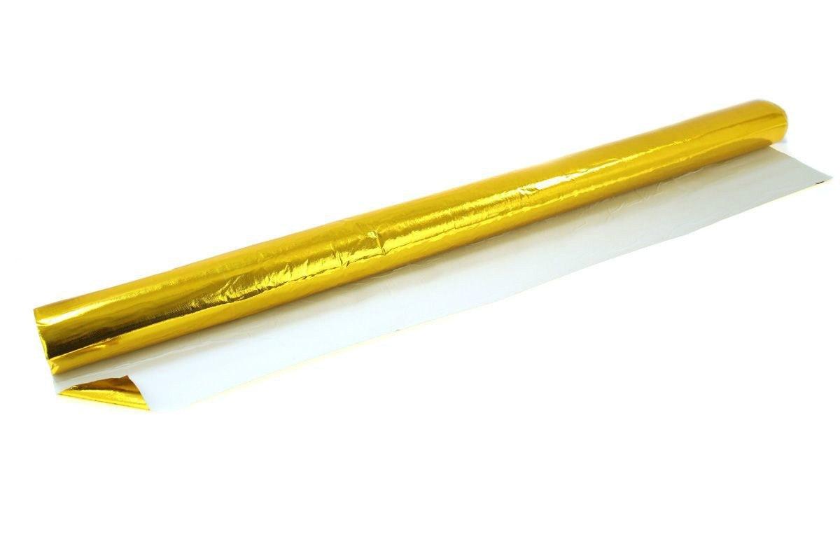 Mata termiczna Epman -Złota- 100x120cm Samoprzylepna - GRUBYGARAGE - Sklep Tuningowy